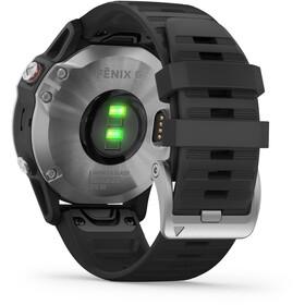 Garmin Fenix 6 Smartwatch black/silver